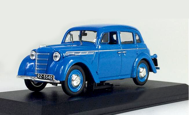 Rare  Special Offer  1:43  Soviet Union  Moscow 400-420A Retro-CAR Model In Russia  Alloy Collection Model