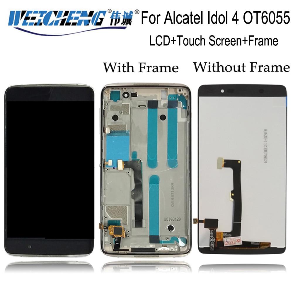 Battery for ALCATEL One Touch Idol 3 4.7 OT-6039K OT-6039 OT-6039S OT-6039H