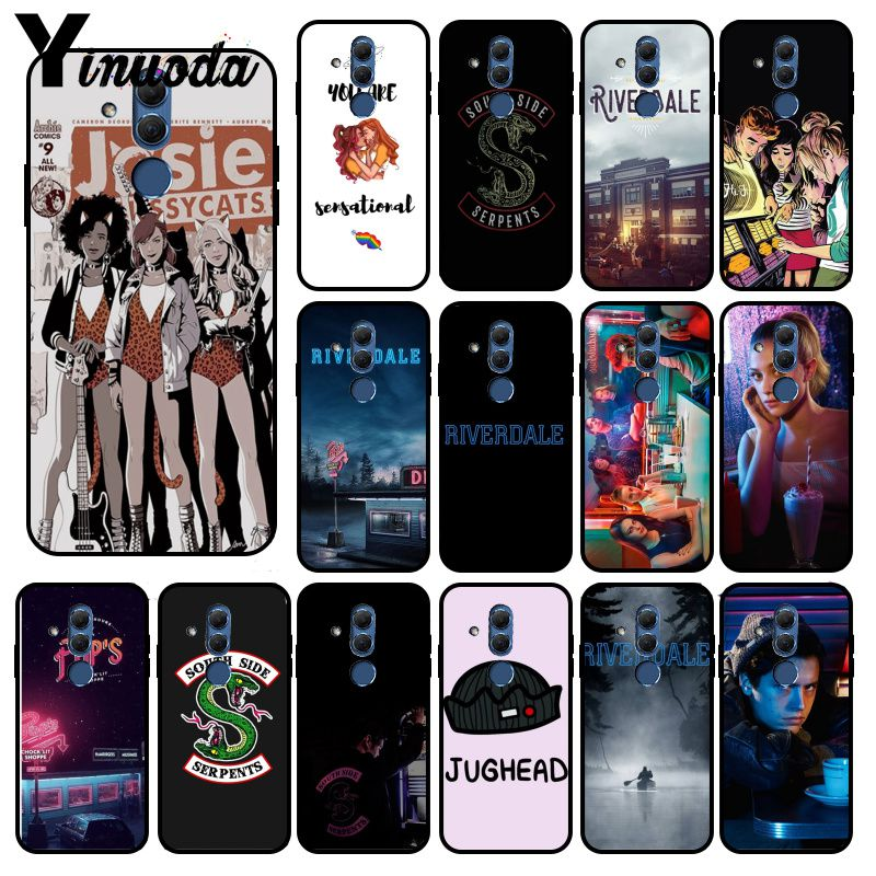 Yinuoda <font><b>Riverdale</b></font> TV shows Phone <font><b>Case</b></font> for <font><b>Huawei</b></font> <font><b>Mate</b></font> <font><b>10</b></font> 20 <font><b>Lite</b></font> 20X Mate20 <font><b>10</b></font> Pro Mate9 Nova3 3i image