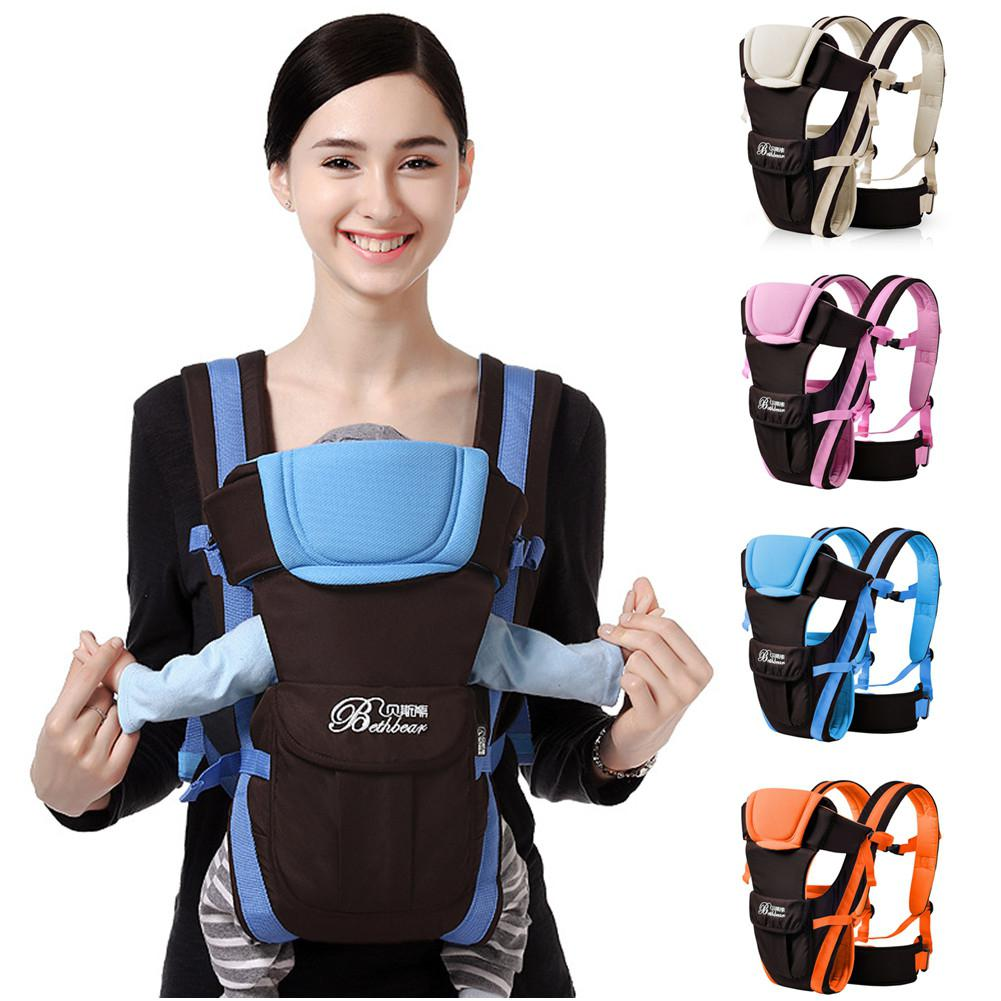 Kidlove Multifunctional Breathable Baby Carrier Waistband Backpack
