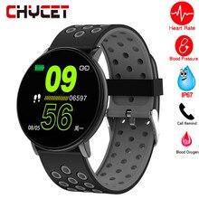 Умные часы для мужчин, кровяное давление, умные часы, круглые, водонепроницаемые, умные часы для женщин, браслет для спорта и здоровья, умные часы для Android Ios