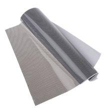 30x106 см тонирующие наклейки для перфорированная сетка пленка Fly глаз MOT правовой оттенок спереди и сзади головной светильник лампочка