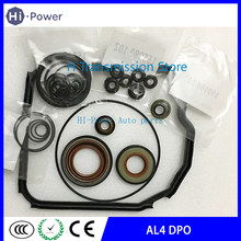 High Quality DPO AL4 FromTransok Cafoucs New For Peugeot For Citroen For Renault Automatic Transmission Overhaul Repair Kits AL4
