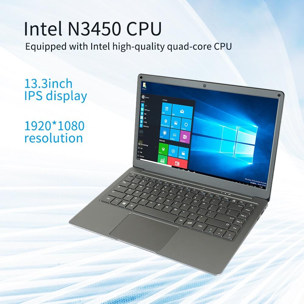 NEW Jumper EZbook X3 Notebook 8GB 128GB 13.3 inch 1920*1080 IPS Screen Intel N3450  Ultra  Slim laptop Win10  2.4G/5G WiFi-2