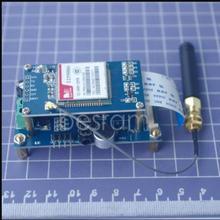 ШИМ-напряжение PWM 0- до 0-5 в 0-10 в линейное преобразование SIM900A GSM/GPRS макетная плата с голосовой интерфейсная антенна