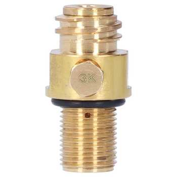 Warzenie piwa m18x1 5 gwint CO2 Cylinder zapasowy Adapter Pin zawór konwerter akcesoria do syfon domowe warzenie piwa tanie i dobre opinie WALFRONT CN (pochodzenie)