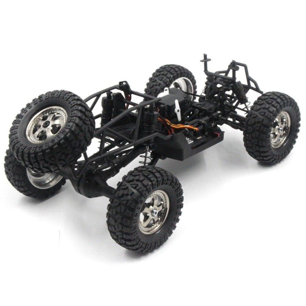 HBX 12889 1/12 2.4G 26 km/h Propulsore 4WD RC Truggy Off Road Camion del Deserto Due Modalità di Velocità di RC Auto giocattoli Per I Bambini - 5