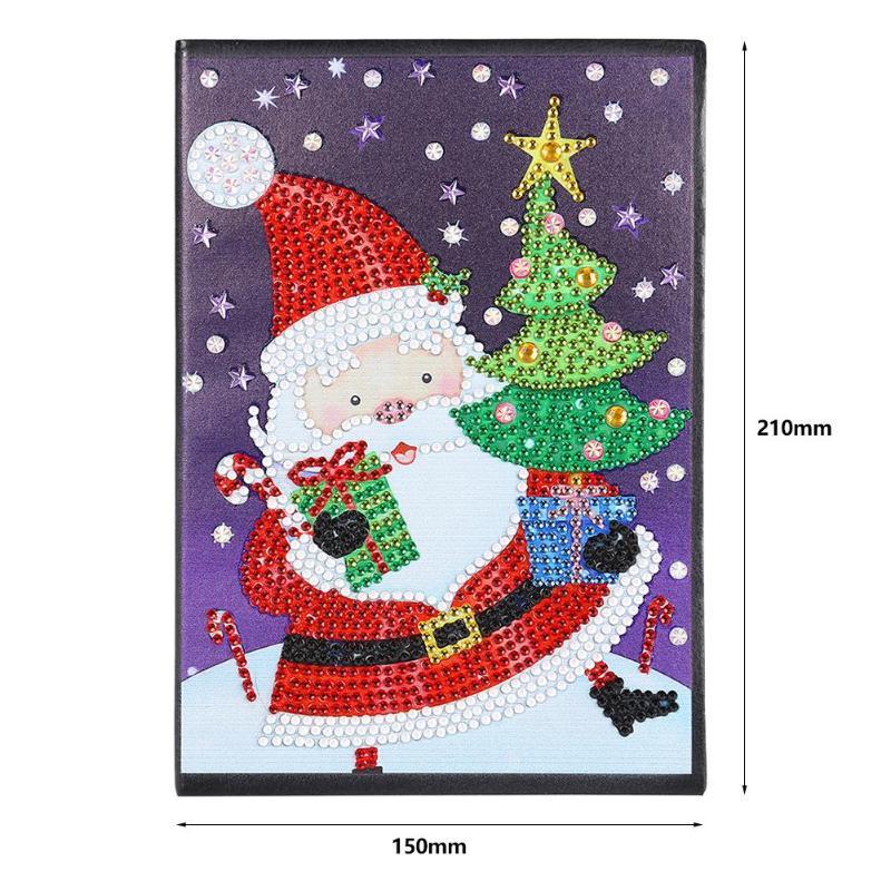 The Most Popular Diamond Painting Shining Diy Santa Claus Special