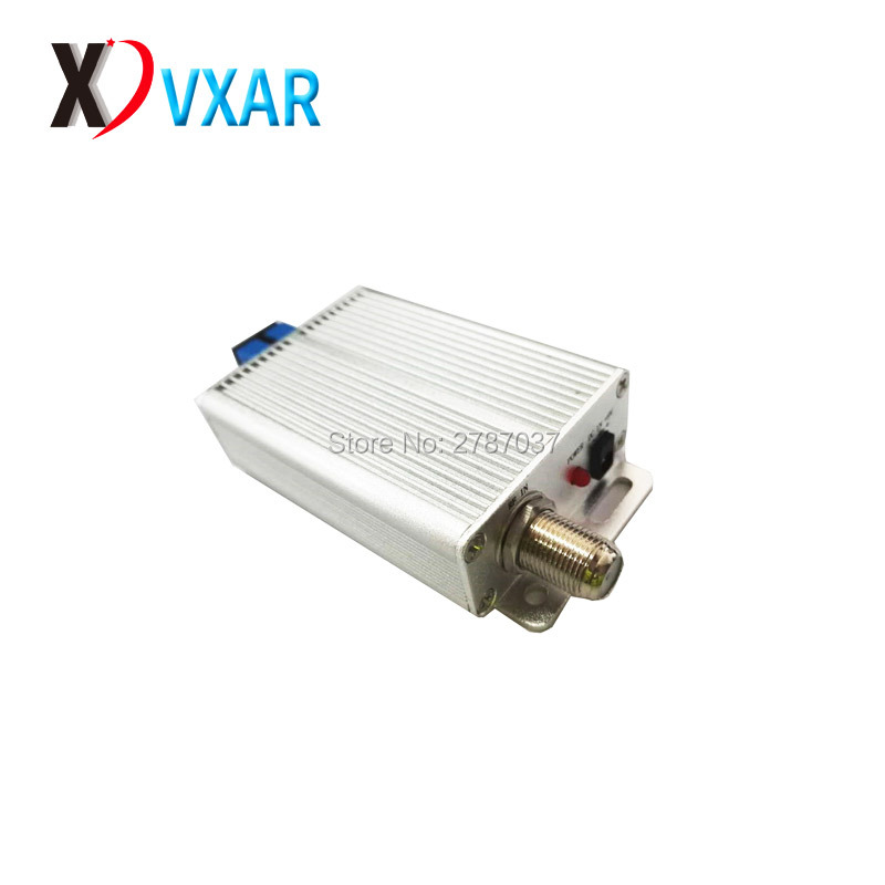 Mini CATV FTTH 1550nm transmisor óptico 6MW
