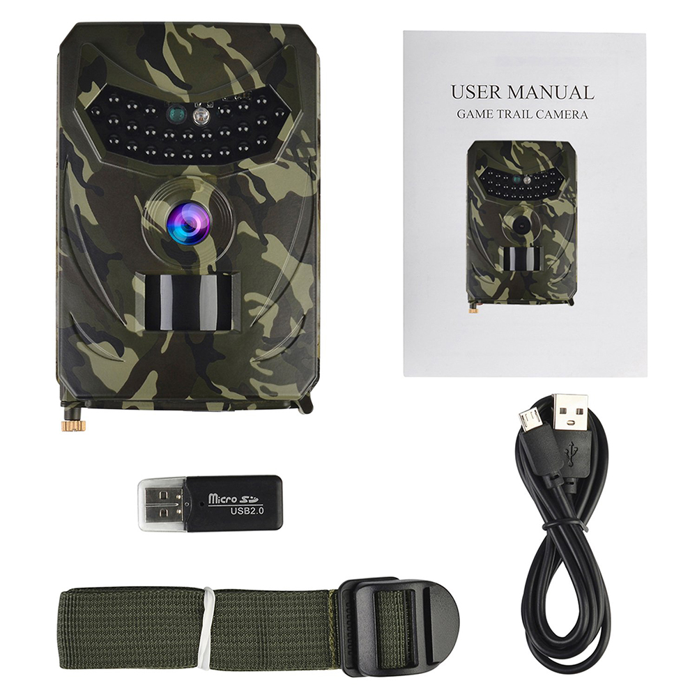Hunting Camera Night Vision Outdoor Waterproof IP56 Cameras 1080P 12MP Photo 940NM Wildlife Photo Traps Scouts Camcorder