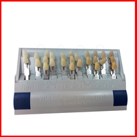 3D Tooth shade Guide 29 Colors with Bleached Porcelain Shades for Teeth Whitening Treatments Free Shipping