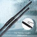 Щетка стеклоочистителя для Honda вщик 2009 2010 2011 2012 2013 2014 автомобильные аксессуары для автомобильного резинового стеклоочистителя