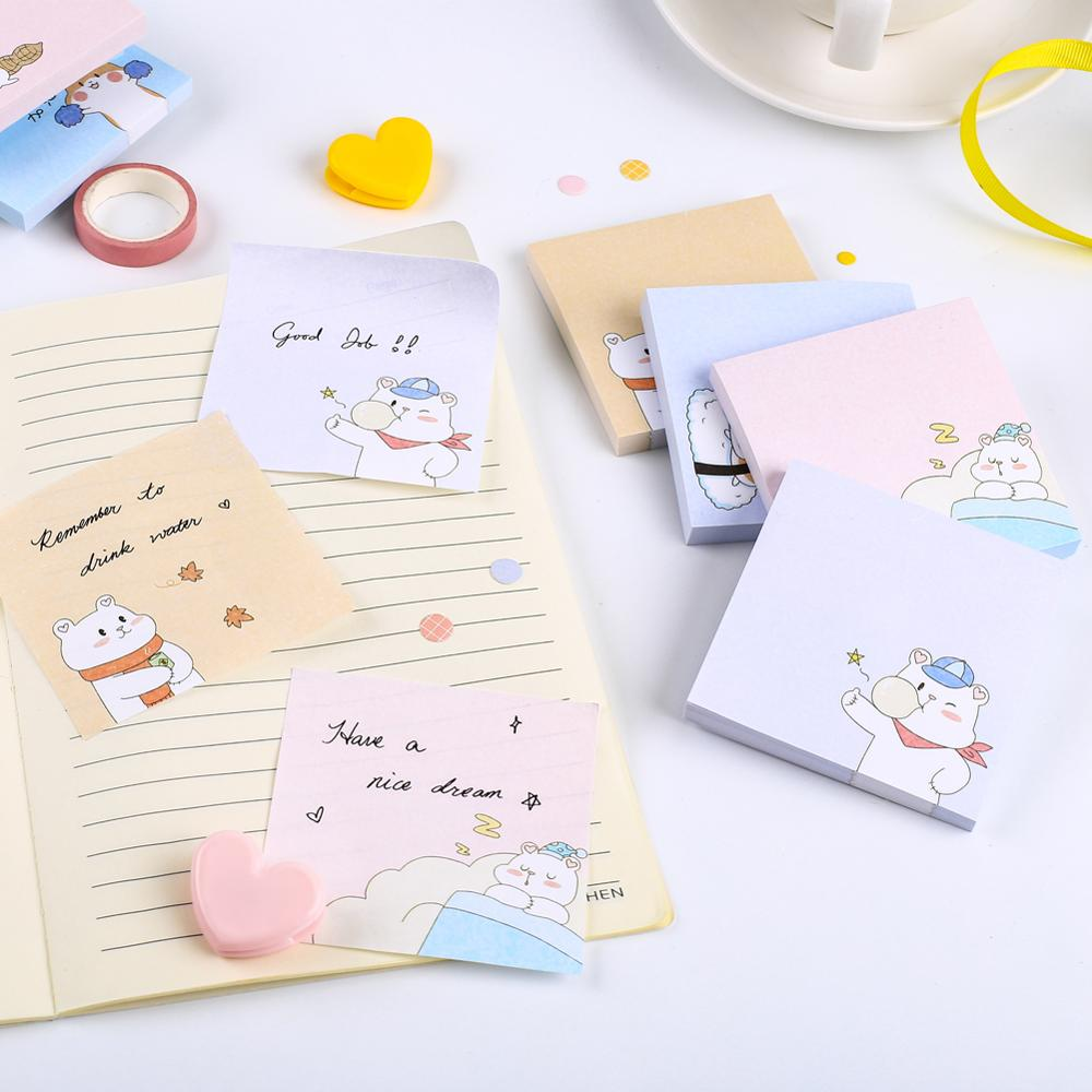 Korean Cute Sushi Hamster Memo Pad Kawaii Notepad Sticky Note Memopad Stationery School Office Decor Kawai Stationary Sheet Item Leather Bag Hello kitty & friends red sushi plate. leather bag