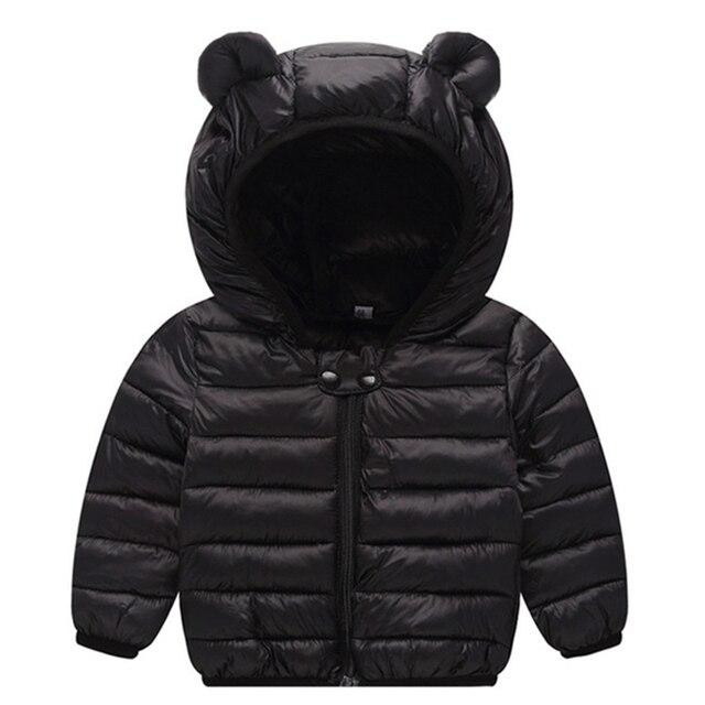 Toddler Animal Ear Jacket 5