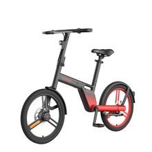 20 massa de lítio de pouco peso da bicicleta assistida elétrica urbana de duas rodas 36v sem movimentação chain bicicleta elétrica inteligente
