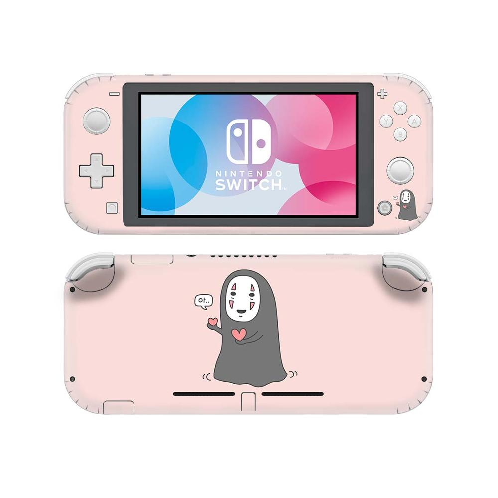 Anime Spirited Away NintendoSwitch Skin Sticker Decal Cover For Nintendo Switch Lite Protector Nintend Switch Lite Skin Sticker
