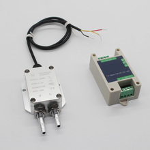 4-20mA 0-5V 0-10V micro pressure difference transmitter with RS485 function tube micro wind pressure transmitter