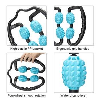 U Shape Trigger Point Massage Roller 4