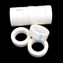 5/10 Roll Oog Pad Wimper Extension Medische Tape Make-Up Tool Individuele Valse Wimper non-woven Under Eye Patches(China)