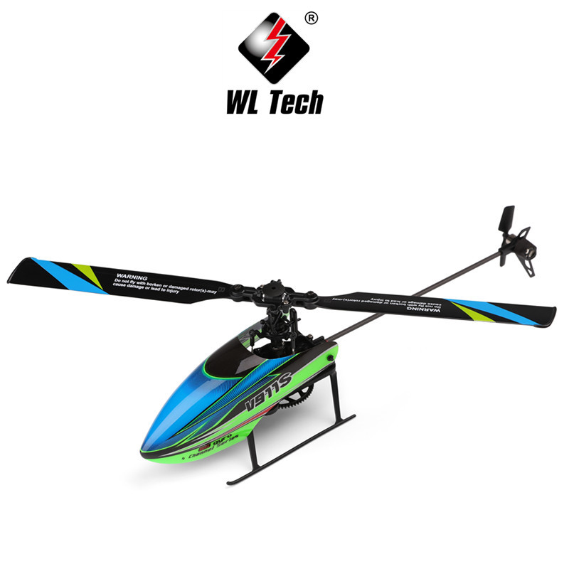 Weili V911s Upgraded Stand-up Stone Remote Control Helicopter Airplane 2.4G Non-Aileron Unmanned Aerial Vehicle Model Airplane