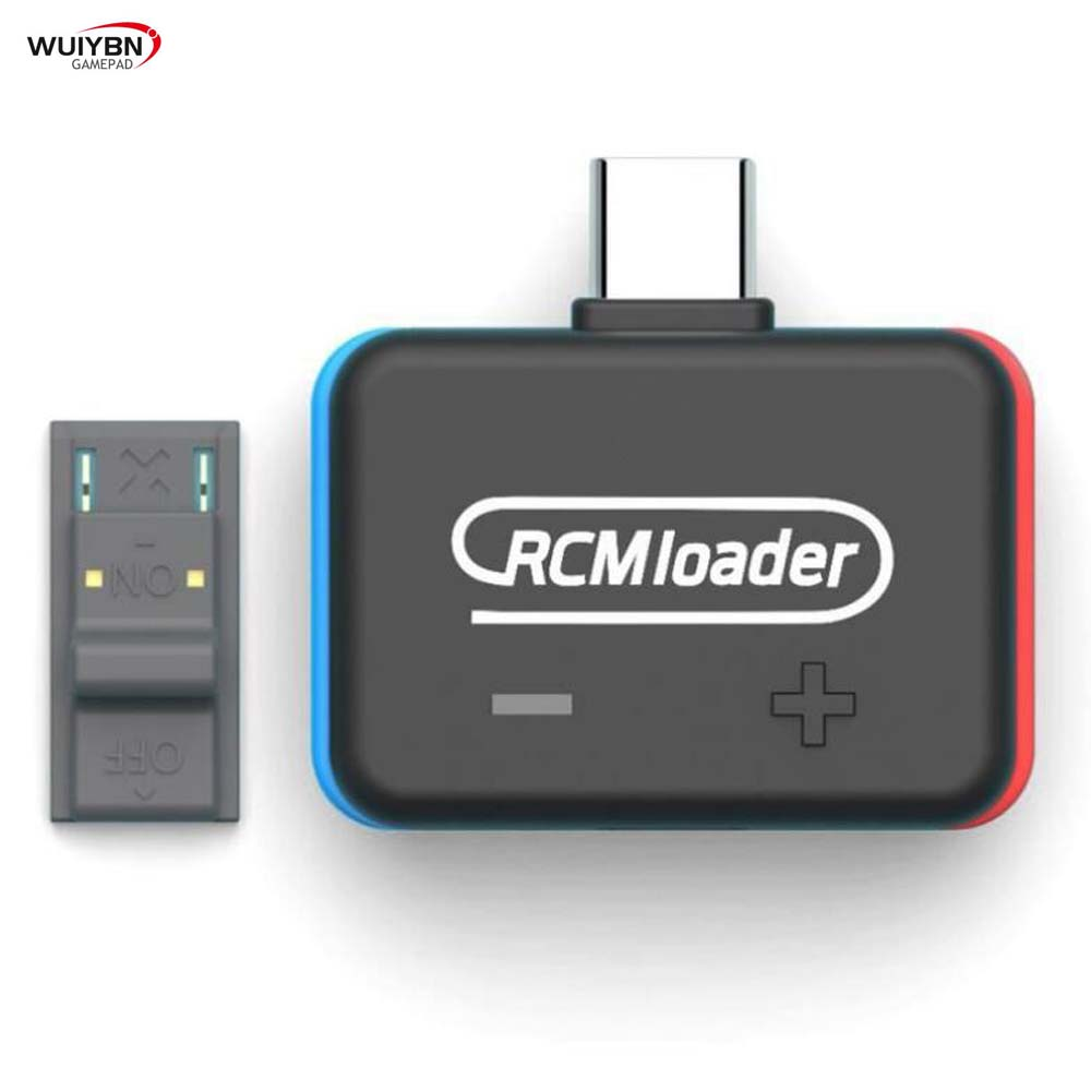 Enhanced Switch RCM Loader Type-c Dongle Switch Payload Injector Transmitter Support PC Host U Disk Archive NS SX OS Archive