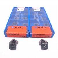 Inserts 100% Originele SCMT09T304 SCMT09T308 HMP PC9030 Hoge Kwaliteit Interne draaigereedschap CNC Carbide Insert Voor Rvs