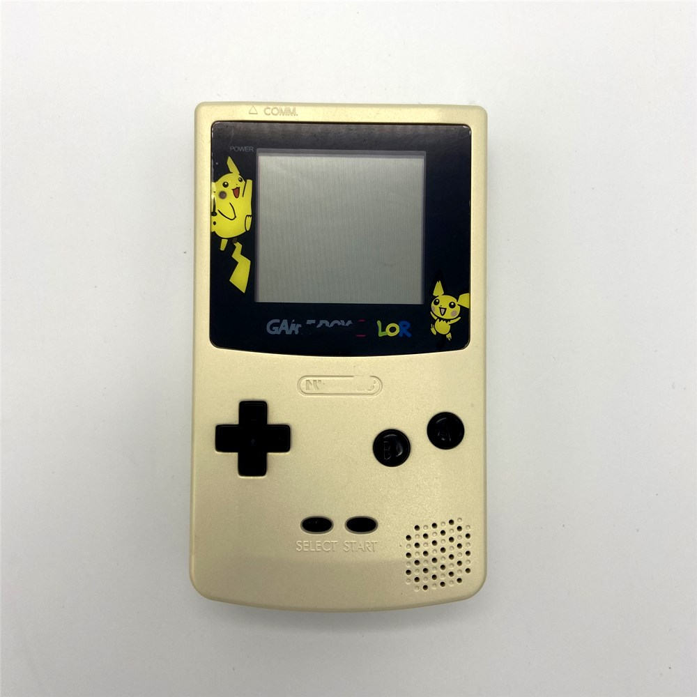 cheapest New shell Refurbished For GameBoy COLOR GBC Console Recreational machines Palm game