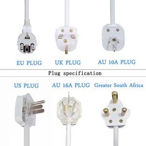 Image 5 - ขยายสายไฟAU CN EU US UK Plug Universalปลั๊กSocket Switch Power Board 1.5M Extension Cord 3500W 16A