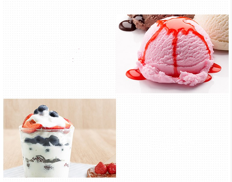 1L Automatic and Intelligent Mini Ice Cream Maker for Household to Prepare Delicious Ice Cream and Sorbet 10