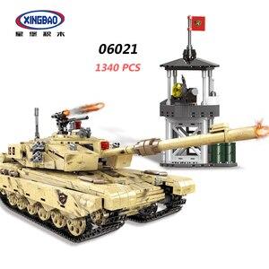 Image 3 - XINGBAO Новый 06021 06026 WW2 Военная Боевая серия самолет, танк, вертолет, бронированный автомобиль, набор строительных блоков кубики MOC Jugetes
