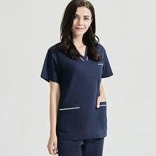 Одежда для мытья женской хирургической операционной салона красоты