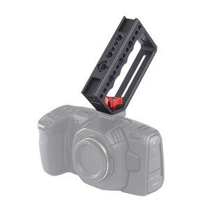 Image 5 - Andoer klatka operatorska kamery Rig uchwyt stabilizator wideo Rig dla klatka operatorska Monitor światło led do kamery mikrofon do lustrzanki cyfrowe