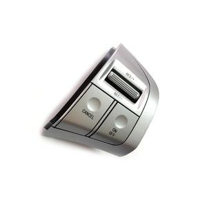 Image 3 - Silver Steering Wheel Button Volume Audio Bluetooth Phone Cruise Control Speed Switch For Isuzu MU X D MAX DMAX MUX Accessories