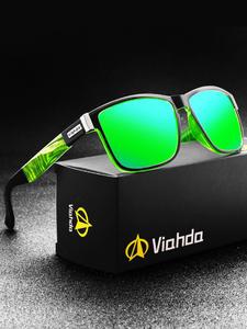 Polarized Sunglasses Gafas-De-Sol Viahda Sport Popular Women Brand Travel