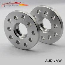 2 шт 12 мм прокладка колеса + 10 болтов для автомобиля vw kit