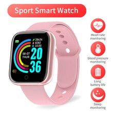 Bracelet Fitness-Tracker Smart-Watch Waterproof Wristband Sport-Pedometer Women Mens