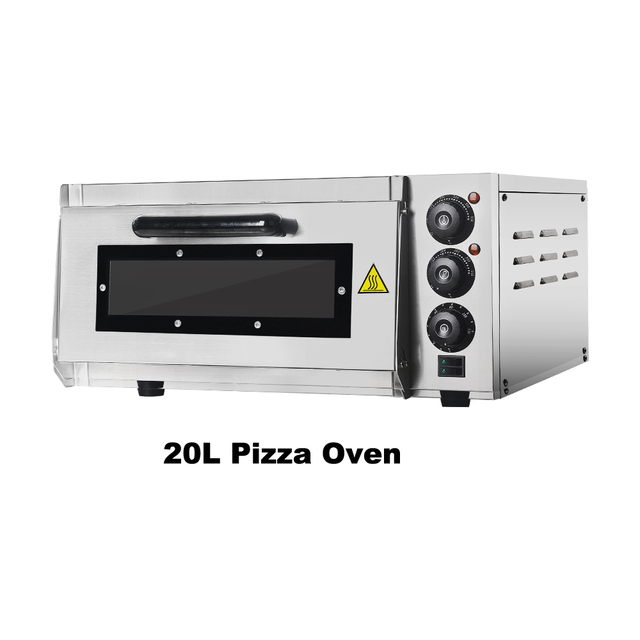 Stainless Steel Electric Pizza Oven 1