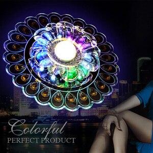 Image 5 - คริสตัลโมเดิร์นไฟLEDโคมไฟห้องนั่งเล่นนกยูงโคมไฟโคมระย้าโคมไฟสำหรับโคมไฟตกแต่งบ้านที่มีสีสัน