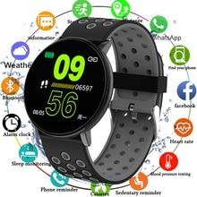 Sport Smart Watch Men Waterproof Blood Pressure Sma