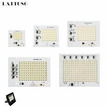 Floodlight Led-Lamp SMD Time Long-Service LATTUSO Cob-Chip Smart Outdoor 220V 100W 5730