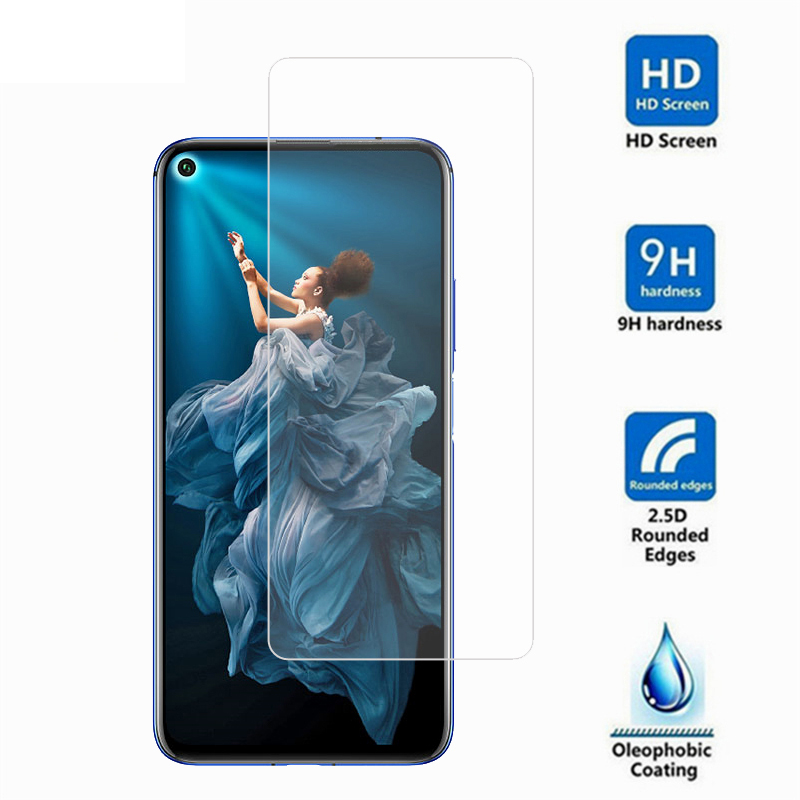 2 in 1 tempered glass for huawei honor 20 pro camera lens glass protector for huawei