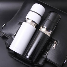 Amazing Perfect Gift Best QC CC Thermos Water Bottle 500ml High Quality Stainless Steel Nice Vacuum Flask Thermal Cup