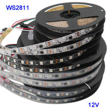 110 M WS2811 PCB Putih 60LED/M IP30 Strip(China)