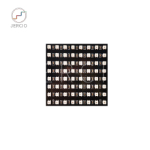JERCIO XT1505 Like ws2812b SMD3535 8*8/8*32/16*16 LED Individually Addressable DC5V Pixels Panels