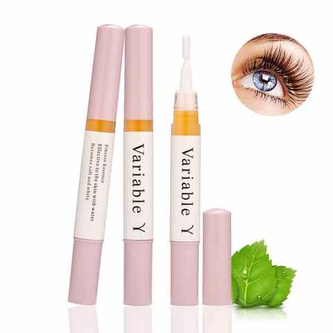 Variable Hot New Eyelash Growth Essence Eye Hair Line Growth Liquid Longer Thicker Maquiagem TSLM2 Multan