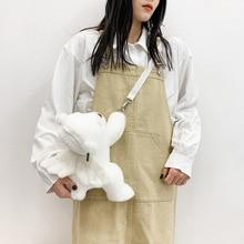 3D Doll Bag Hip hop Cute One shoulder Messenger Bag Girl Bag Designer Bag  Bags for Women
