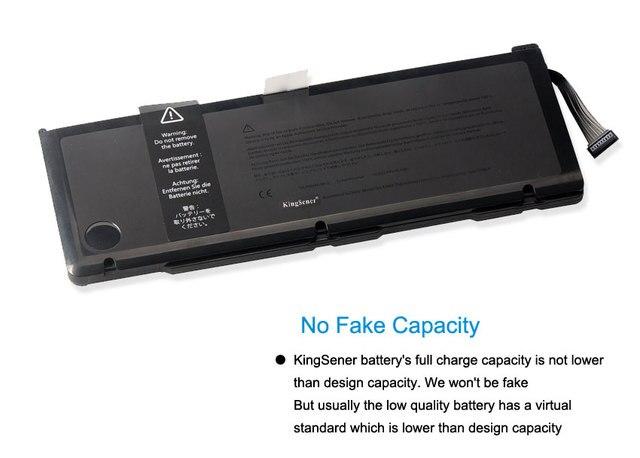 KingSener 10.95V 95WH A1383 batterie dordinateur portable pour Apple MacBook Pro 17