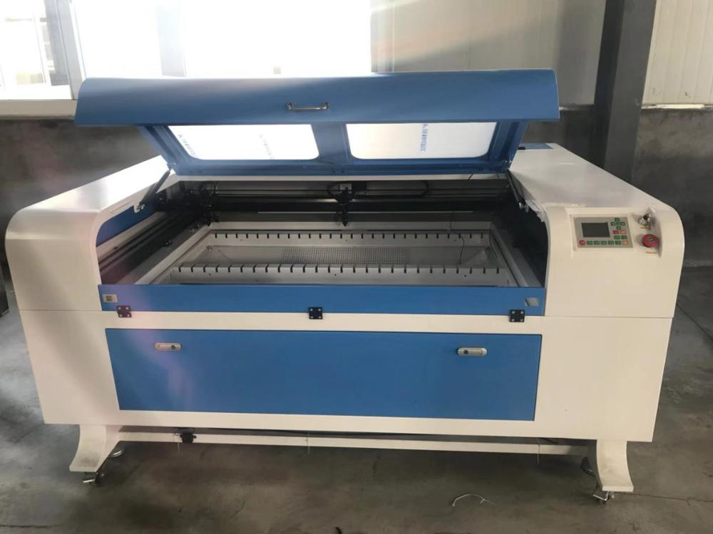 JNHXSK 130w Double Head CNC CO2 Laser Engraver Double Rail Cutting Machine Ruida Systemlaser Engraving And Cutting Machine