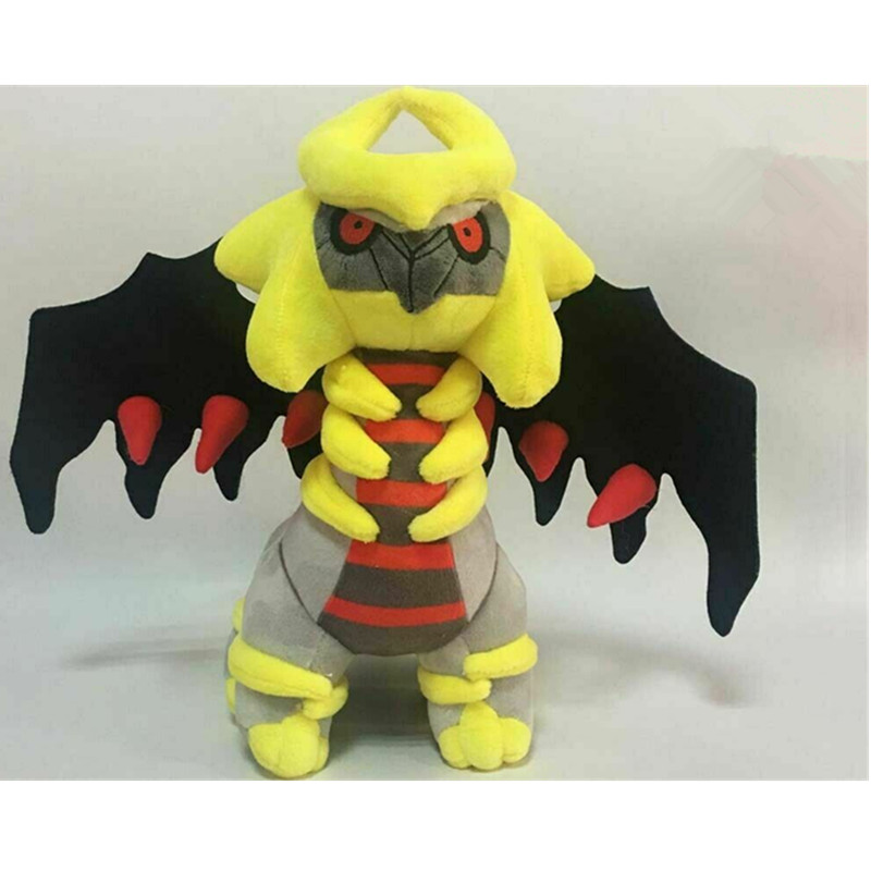 Anime Games Pikachu Series New 12inch Giratina Plush Toy Stuffed Toys A Birthday Present For Children. Christmas Gift Toy Doll