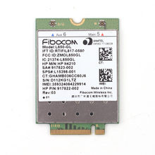 L850-GL para HP LT4210 Fibocom 4G tarjeta LTE XMM 7360 WWAN Mobile módulo para hp 840 430 G5/440 G5/450 G5/640 Notebook PC